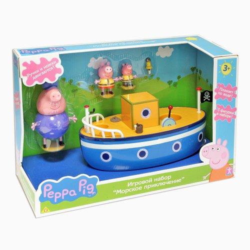 Игровой набор «Морское приключение»