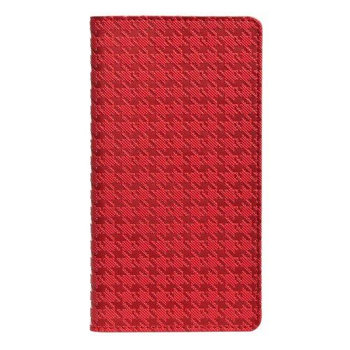"""Записная книжка """"Tweed"""", 192 страниц, в клетку, 9 х 16 см"""