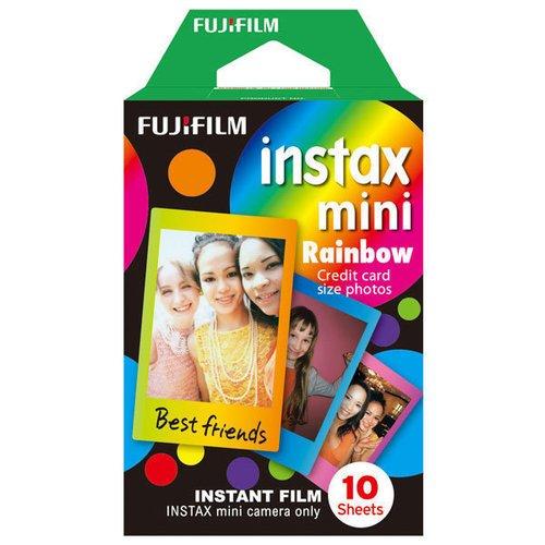 """лучшая цена Фотопленка """"Instax Mini Rainbow WW 1"""""""