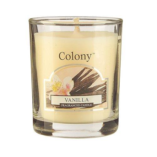 Свеча ароматическая лампадная Ваниль ароматическая лампадная свеча зимний вечер