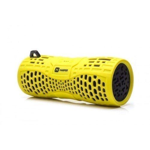 """Портативная колонка """"PS-045 Yellow"""" портативная акустическая система hercules wae btp02 wg 4780536"""