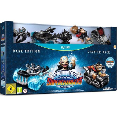 """Игра Wii U на диске """"Skylanders SuperChargers"""" с фигурками. Ограниченное издание"""