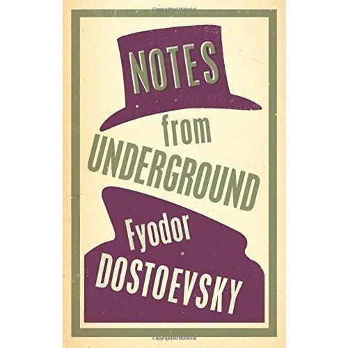 Notes from Underground notes from underground