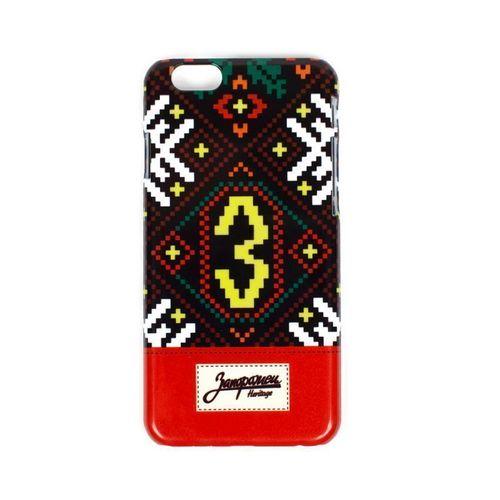 """Чехол """"Орнамент"""" для iPhone 6/6S цена в Москве и Питере"""