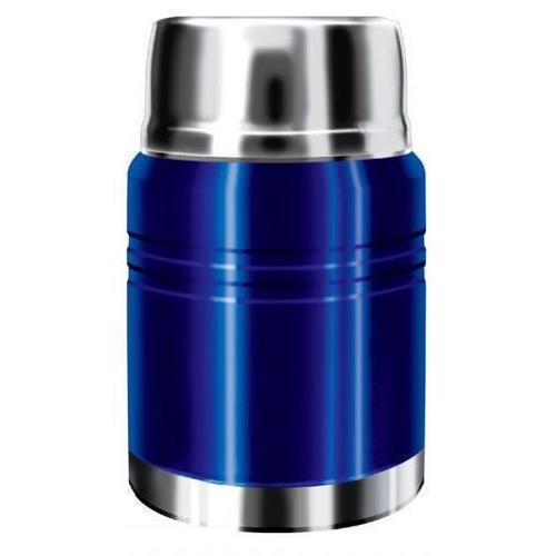 """Термос для еды """"Lunch Spot"""", 500 мл, синий металлик"""