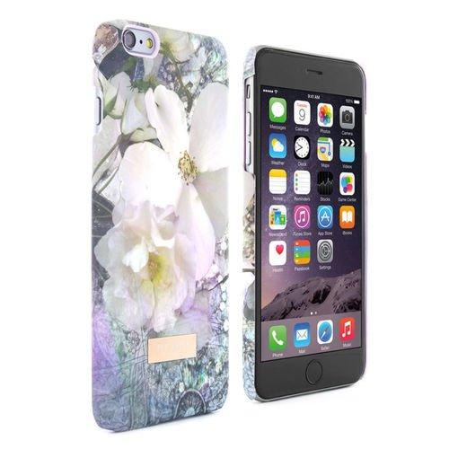 "Чехол ""Soft Feel Hard Shell"" для iPhone 6/6S ""Malissa Tiled Floral"""