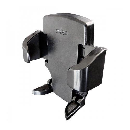 Автодержатель Universal Car Holder qp120 windshield universal swivel rotation car mount holder for iphone gps psp black green