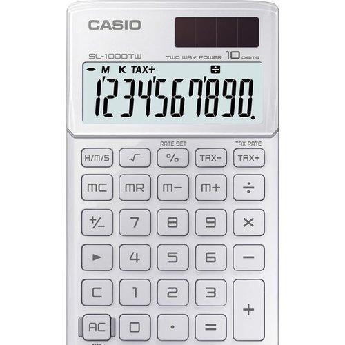Калькулятор SL-1000TW-WE-S-EH белый