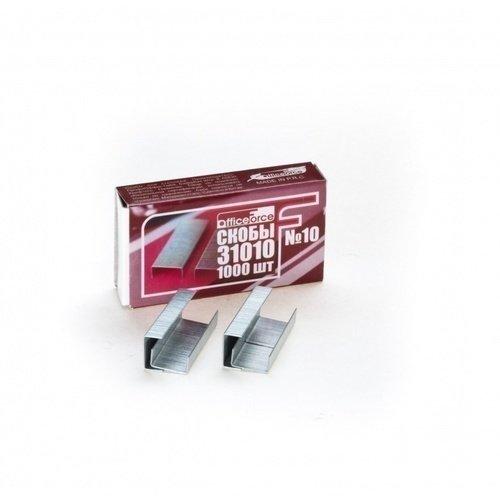Скобы для степлера Office Force № 10 скобы для степлера vira 810410