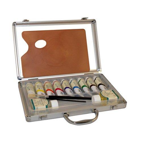 Набор масляных красок Oil Master набор витражных красок сочетания видов 19844