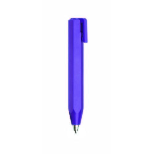 Шариковая ручка фиолетовая с фиолетовым зажимом шариковая ручка черная с серым зажимом
