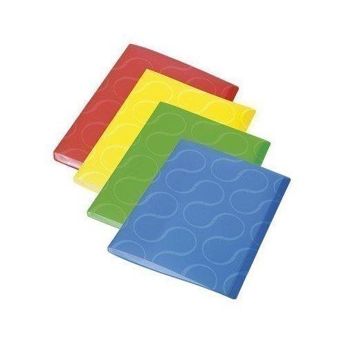 Фото - Папка с 20 файлами А4 папка с файлами inформат а4 20 файлов черный пластик 500 мкм карман