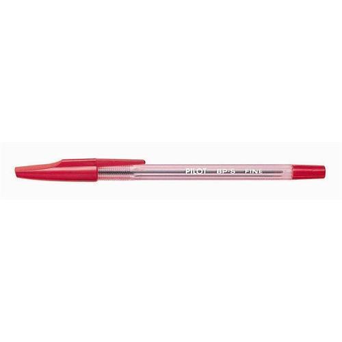 Ручка шариковая BPS-GP-F, красная, 0,32 мм