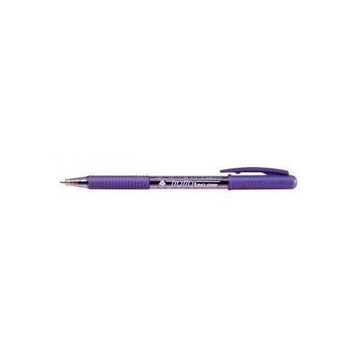 """Ручка шариковая """"Grip"""", фиолетовая"""