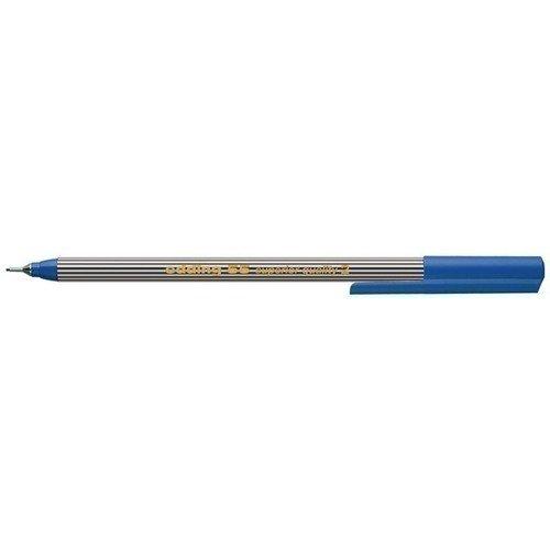 Ручка капиллярная Edding 55 Fineliner, 0,3 мм, синяя ручка капиллярная