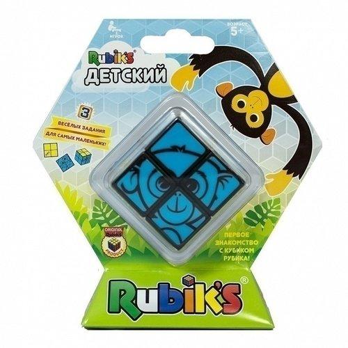 Детский кубик Рубика 2х2 игра головоломка rubiks кубик рубика 2х2