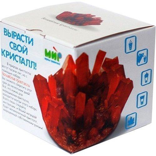 Купить Набор для экспериментов Волшебные кристаллы , Каррас, Наборы для опытов и экспериментов
