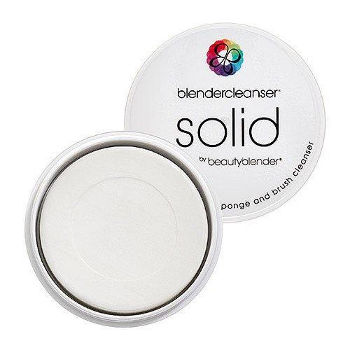 Мыло для очистки спонжей и кистей Solid Blendercleanser прибор для очистки косметических кистей luazon home lgs 10 8 насадок