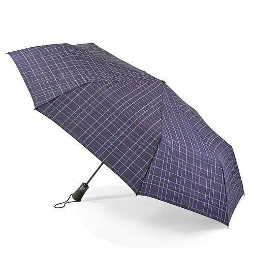 "Зонт мужской ""NavyPlaid"""