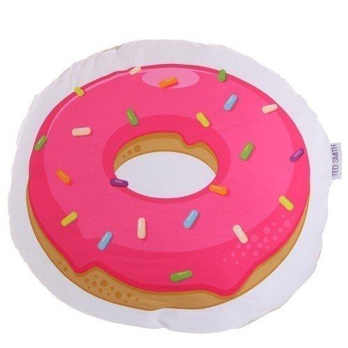 Подушка Donut подушка belashoff люкс цвет персиковый 37 х 57 х 17 см