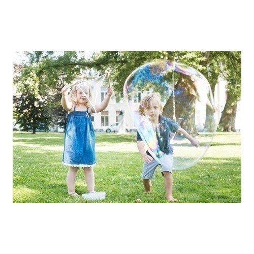 Мыльные пузыри XXXXL kaweida white xxxxl