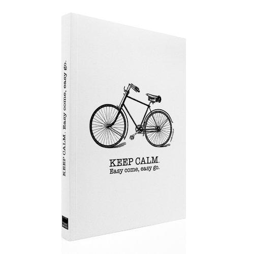 Блокнот нелинованный Bike А4 блокнот luke james bike