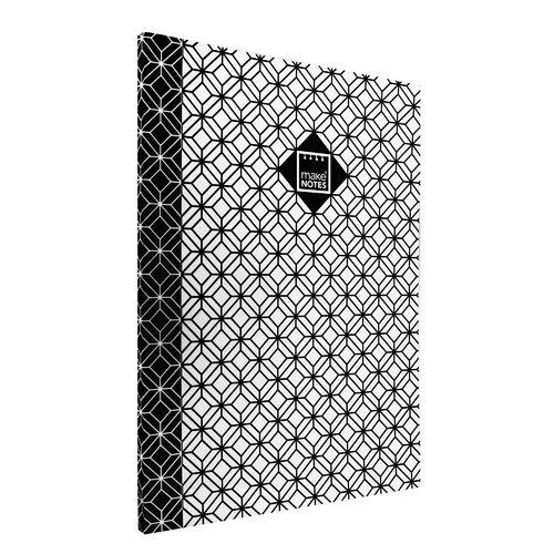 """Блокнот в клетку """"Geocolor"""" белый А4 люция бесёнкинская old notebook блокнот в клетку exclusive version"""