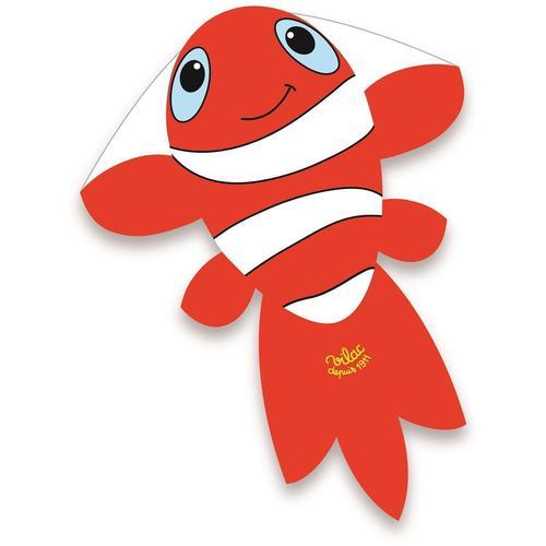 "Воздушный змей ""Рыбка-клоун"" pannorama панно рыбка клоун"