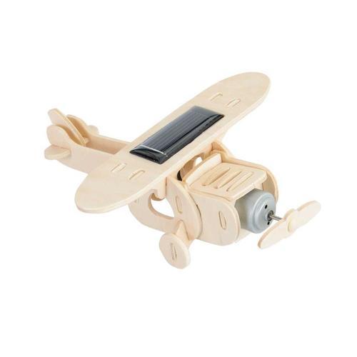 Пазл 3D Самолет билеты на самолет курумоч