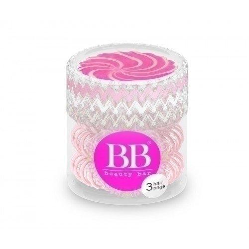цена на Резинка для волос Beauty Bar, розовая лента