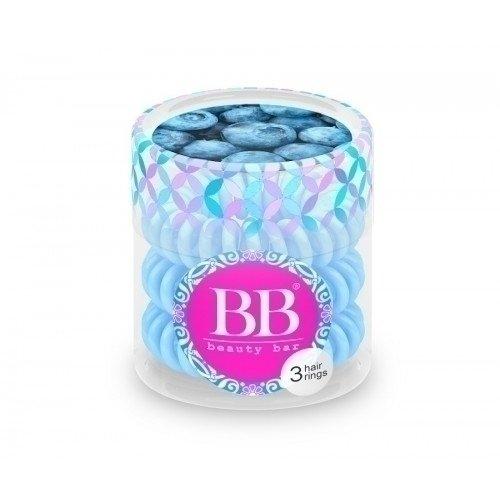 цена на Резинка для волос Beauty Bar, светло-голубая