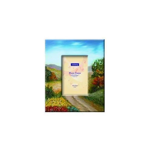 Фото - Фоторамка Сельский пейзаж, 10 х 15 см лопата зубр мастер завидово автомобильная 21 х 15 x 66 см