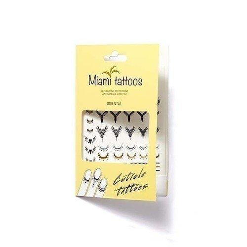 Флэш тату для пальцев и ногтей Oriental тату для влюбленных