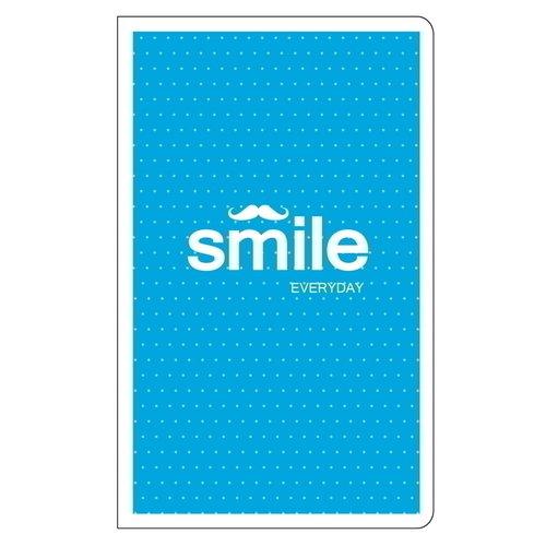 """Тетрадь """"Smile"""", 32 листа, в клетку, 10 х 17 см"""
