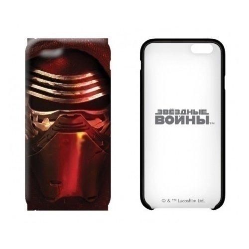 "Крышка задняя для iPhone 6 ""Кайло Рен"" аксессуар крышка задняя ainy for iphone 6 plus bd a011c кожаная red"