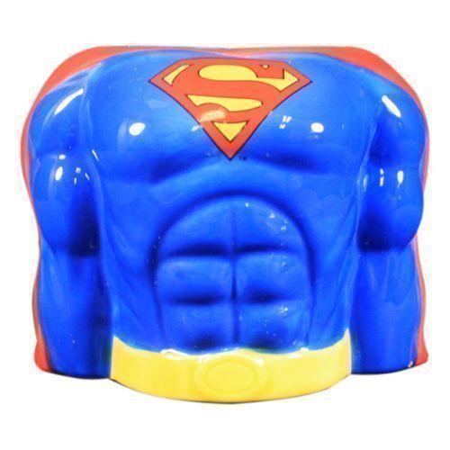 "Кружка ""Superman 3D"", 400 мл merxteam кружка atlas 260 мл серая керамика 6 шт"