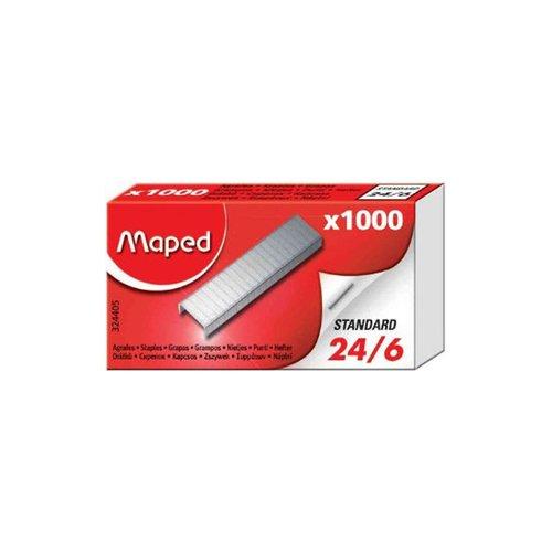 Скобы для степлера №24/6 скобы для степлера vira 810410