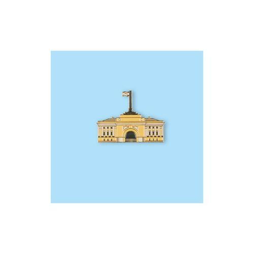 """Значок металлический """"СПБ Адмиралтейство"""""""