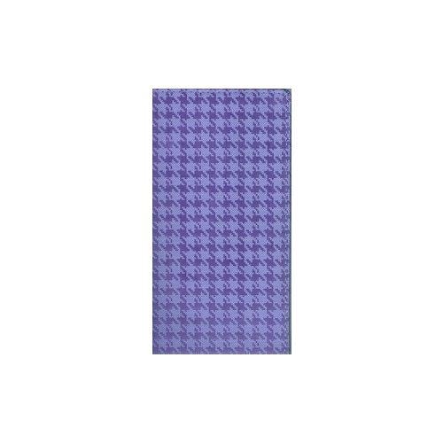 Записная книжка Tweed lilac, в клетку khaki oversize lapel colar longline tweed coat with waist tie