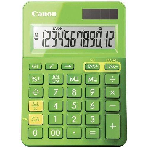 Калькулятор настольный LS-123K-MGR зеленый калькулятор canon ws 1210t 12 разряда настольный регулируемый наклон дисплея черный