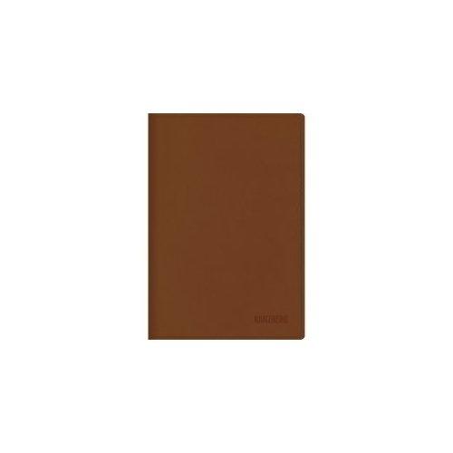 """Ежедневник недатированный """"Premium collection"""" А5 коричневый"""