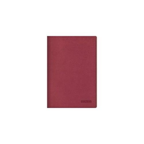 """Ежедневник недатированный """"Premium collection"""" А5, 150 листов, малиновый"""