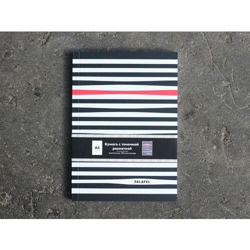 "Блокнот для записей ""Zebra"" А5"