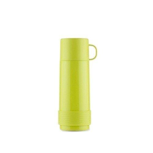Термос со стеклянной колбой 6121/134, 500 мл, зеленый термос со стекляной колбой vialli design