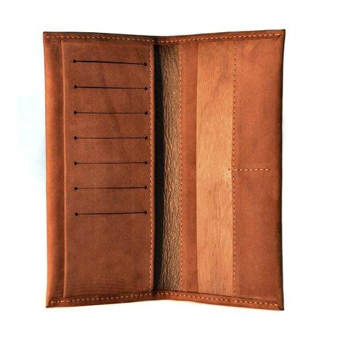 Клатч Large, коричневый клатч large коричневый