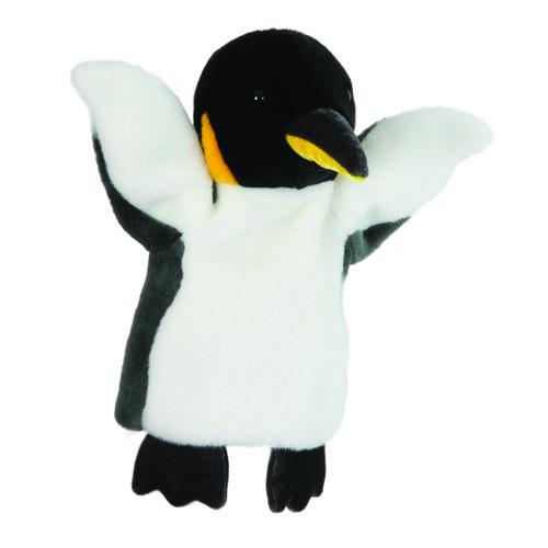 Мягкая игрушка на руку Императорский пингвин, 30 см faber castell корректор карандаш perfection