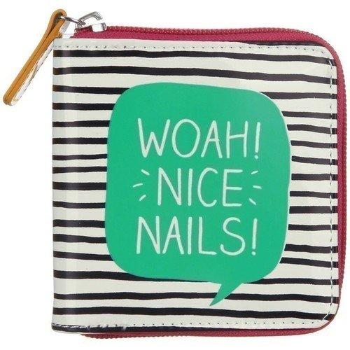 Маникюрный набор Woah Nice Nails маникюрный набор valera 651 01 maniswiss professional set