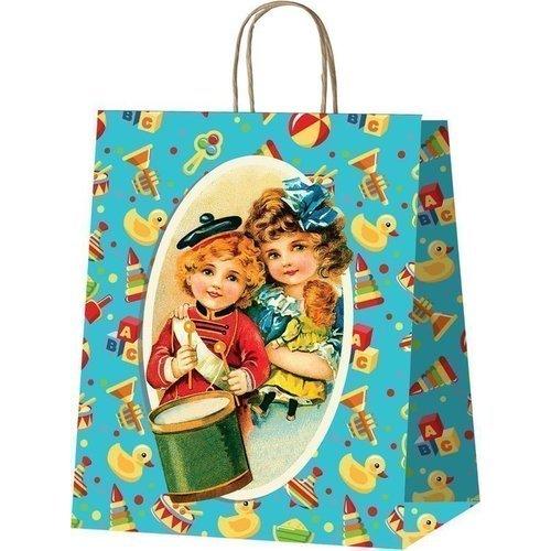 Пакет подарочный №13 конверт подарочный дарите счастье хорошего дня цвет мультиколор 13 х 16 см 2729810