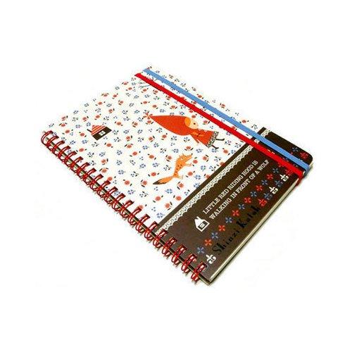 """Блокнот """"Shinzi Kato / Red Hood"""", А5"""