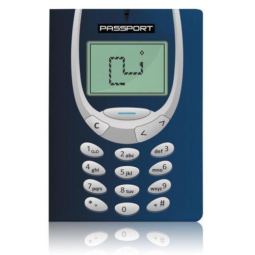 Обложка для паспорта Nokia телефон нокиа